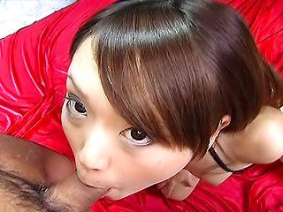 Yuri Kousaka Asian Teen Can Give Amazing Head