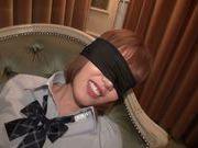 Young schoolgirl Mao Hamasaki gets nailed by horny guy