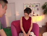 Arousing Ruri Nanasawa enjoys huge cock pounding her picture 12