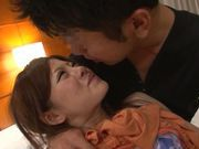 Sweet asian Kaho Nanami loves fucking in doggy style
