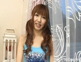 Aisaki Kotone Lovely Asian Teen Gives Great Handjobs And Head