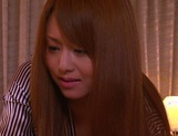 Cum in mouth of horny milf Akiho Yoshizawa picture 5