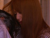 Cum in mouth of horny milf Akiho Yoshizawa picture 7