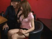 Rio Asian model enjoys fucking in lots of positions