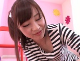 Cumshot for amateur rouge Maihana Natsu picture 13
