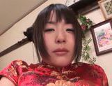 Adorable teen Tsubomi gets nailed hard by her guy picture 13