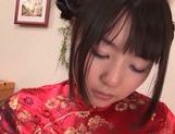 Adorable teen Tsubomi gets nailed hard by her guy