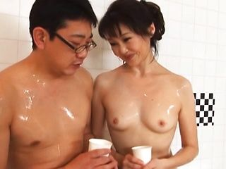 Sexy milf enjoys hard action with her date