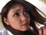 Ai Niimura Sexy Asian nurse enjoys her job picture 15