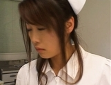 Yuki Mana and Emiri Aoi Japanese lesbian nurses picture 12