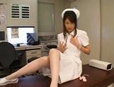 Yuki Mana and Emiri Aoi Japanese lesbian nurses picture 14
