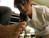 Mako Katase is a cute Japanese nurse picture 12