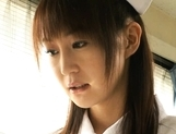Mako Katase is a cute Japanese nurse picture 3