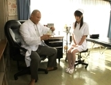 Mako Katase is a cute Japanese nurse picture 6