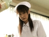 Mako Katase is a cute Japanese nurse picture 8