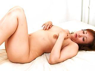 Japanese AV model sucking and fucking in hardcore sex