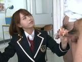 Jaopanese teen Akiho Yoshizawa in action picture 13