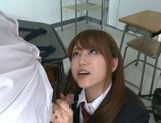 Jaopanese teen Akiho Yoshizawa in action picture 6
