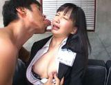Tsumugi Serizawa hottest milf ever gets some doggy style picture 13