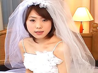 Submissive little vixen Morimoto Miku experiences hot anal sex