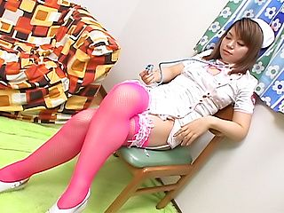 Hot milf You Morisawa enjoys anal drilling and gives a perfect blow