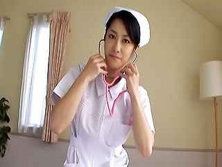 Alluring anal lover Kyoka Ishiguro seduces her handsome male patient