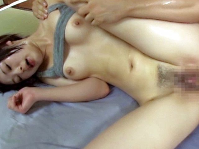 Savory Japanese milf Kokoro Harumiya is pleased by two dudes
