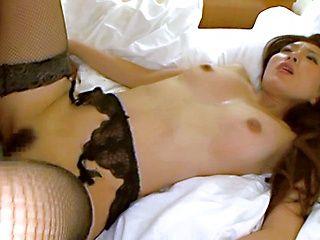 Superb Rin Sakuragi enjoys getting nasty