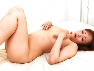 Japanese AV model sucking and fucking in hardcore sex
