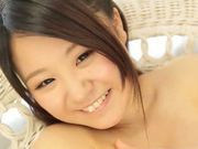 Amateur Remon Aisu adores solo girl action