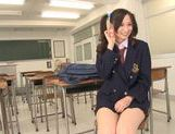 Busty teen Mei Yuuki gets nailed by her teacher picture 8