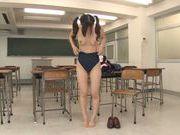 Busty teen Mei Yuuki gets nailed by her teacher