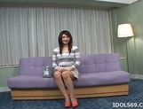 Azumi Mizushima Lovely Asian Teen Model Enjoys Her Guy's Cock picture 10