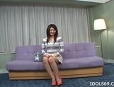 Azumi Mizushima Lovely Asian Teen Model Enjoys Her Guy's Cock picture 12