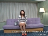 Azumi Mizushima Lovely Asian Teen Model Enjoys Her Guy's Cock