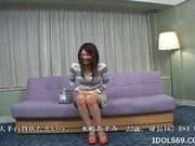 Azumi Mizushima Lovely Asian Teen Model Enjoys Her Guy's Cock