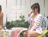 Passionate dick riding by hot Asian Mei Hayama picture 10