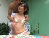 Passionate dick riding by hot Asian Mei Hayama picture 15