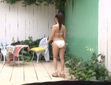 Passionate dick riding by hot Asian Mei Hayama picture 2