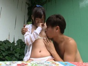 Passionate dick riding by hot Asian Mei Hayama