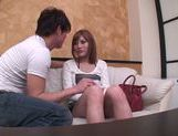 Hot Japanese milf Suzuka Miura experiences anal insertion picture 11