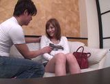 Hot Japanese milf Suzuka Miura experiences anal insertion