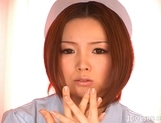 Nagomi Momono Lovely Hot Asian Nurse picture 11