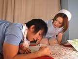 Nagomi Momono Lovely Hot Asian Nurse picture 12
