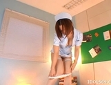Nagomi Momono Lovely Hot Asian Nurse