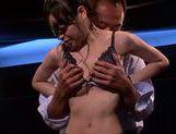 Hot milf Erina Fujisaki takes part in a sex performance picture 11
