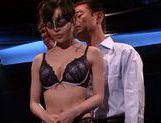 Hot milf Erina Fujisaki takes part in a sex performance
