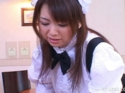 Saki Tsuji Asian model and her friends have fun with fucking