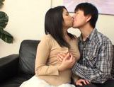Hot Japanese teen Marika Tsutsui gets amazed of hard drilling picture 2