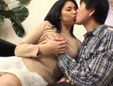 Hot Japanese teen Marika Tsutsui gets amazed of hard drilling picture 3